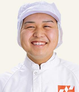 精肉担当 佐々木大(2015年入社)